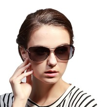 HDCRAFTER Hot Selling Sun Glasses for Women Vintage Polarized Driving Sunglasses for Female Brand Designer Ladies Eyeglasses