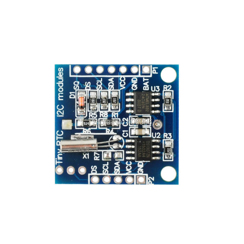 91jrflx - DS1307 I2C RTC DS1307 24C32 Real Time Clock