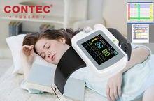 Новый CONTEC CMS RS01 дыхания трекер сна SPO2/PR с программным обеспечением анализа