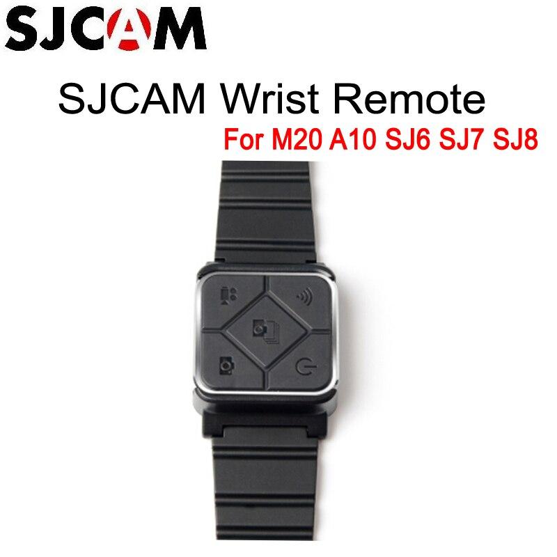 SJCAM Smart Remote Control - RF Wrist Remote Controller Watch For M20 SJ6 Legend SJ7 Star SJ8 Series Sports Cameras