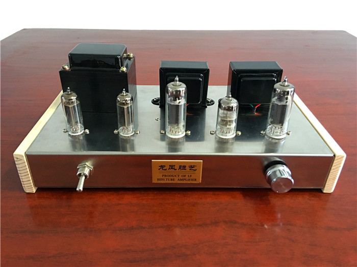 NEW DIY 6N2 Push 6P1 Double 6Z4 Tube Amplifier Kit Tube Rectifier Amplifier Kit цена