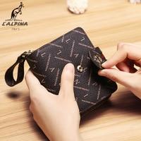 Новый Кошелек женский короткий на молнии модный персональный кошелек карта Упаковка