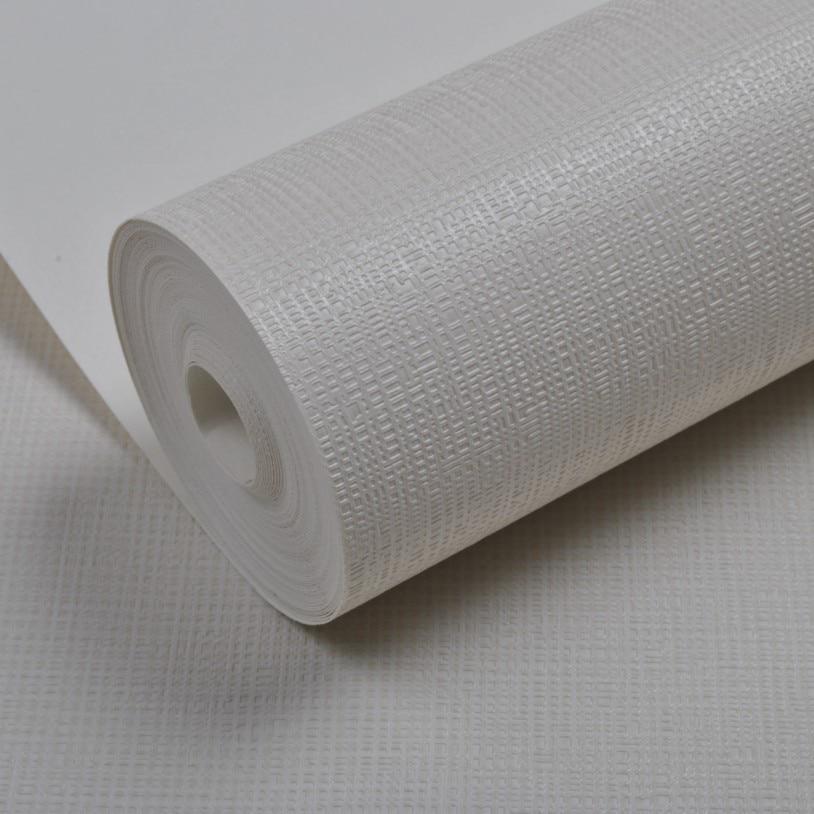 Creamy White/Beige Textured PVC Vinyl Wallpaper Roll Modern Wall Paper Bedroom бра sland катрин beige