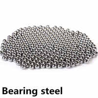 200pcs Bearing Steel Ball Bearing Ball Industrial Accessories 1mm 1.5mm 2mm 2.381mm 2.5mm 3mm 3.175mm 3.5mm 3.969mm 4.5mm 4.76mm