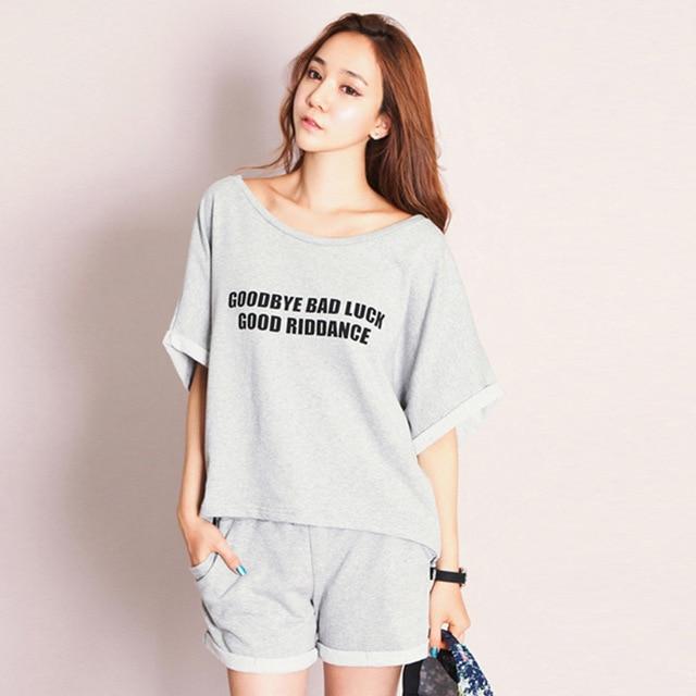 Pijamas mujeres ropa de dormir para mujer verano pone en cortocircuito sistemas Pijamas mujer dormir pijama estilo Summer Shorts ropa de dormir envío gratis
