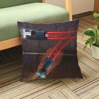 Classic Fast Furious 7 Cushion Cover Jason Statham Paul Walker Vin Diesel S Pillow Sofa Pillow