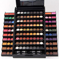 2016 Hot Sale Luxury Women Cosmetic Eyeshadow Pro 130 Full Colors Shimmer Matte Eye shadow MakeUp Palette Make Up Kit  For Gift