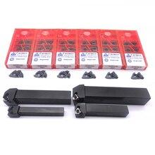 SER1212H16 SER1616H16 SER2020K16 SER2525M16 16ER AG60 AG55 A60 inserto in metallo duro fresa per tornio portautensili per tornitura esterna