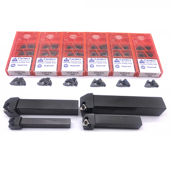 SER1212H16 SER1616H16 SER2020K16 SER2525M16 16ER AG60 AG55 A60 płytka węglikowa tokarka gwint zewnętrzny uchwyt do toczenia tanie i dobre opinie Stainless Steel Toczenia gwintów narzędzia Mifsudichi SER1212H16+16ER AG60 Węglika wolframu