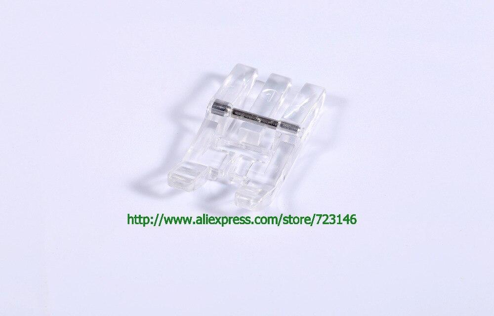 Claro pie de costura (9869486400) para máquina de coser doméstica - Artes, artesanía y costura