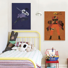 Naruto  Cartoon Canvas Painting Art  Picture
