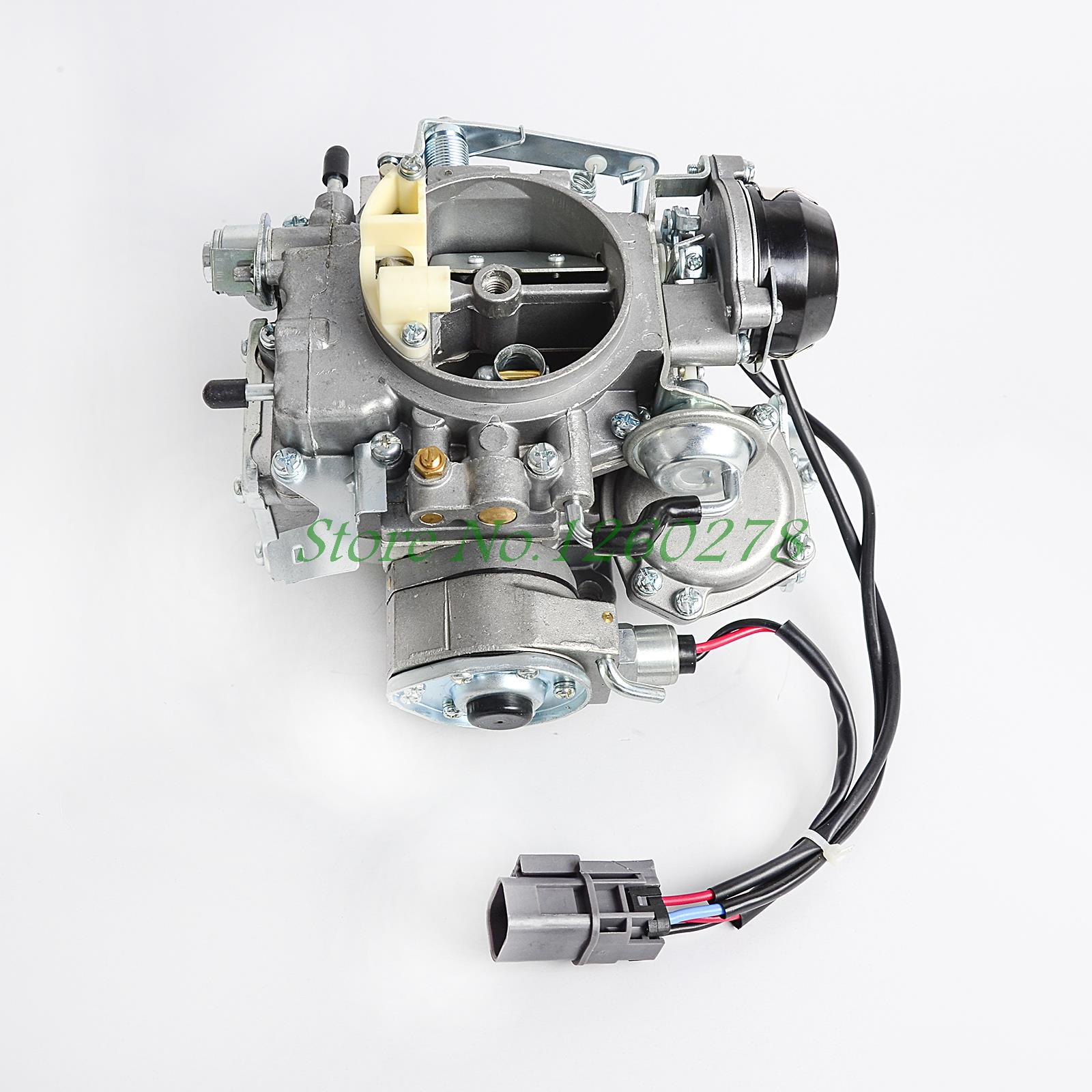 NICECNC CARBURETTOR CARBY CARBIE VERY RARE FOR NISSAN PATROL GQ Y60 6 Cylinders Engine TB42 4