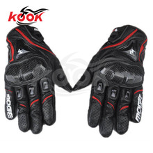 Highquality motorcycle gloves moto racing gloves knight leather ride bike driving BMX ATV MTB bicycle cycling Motorbike parts