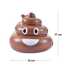Anti-Stress Squishy Poop Toys