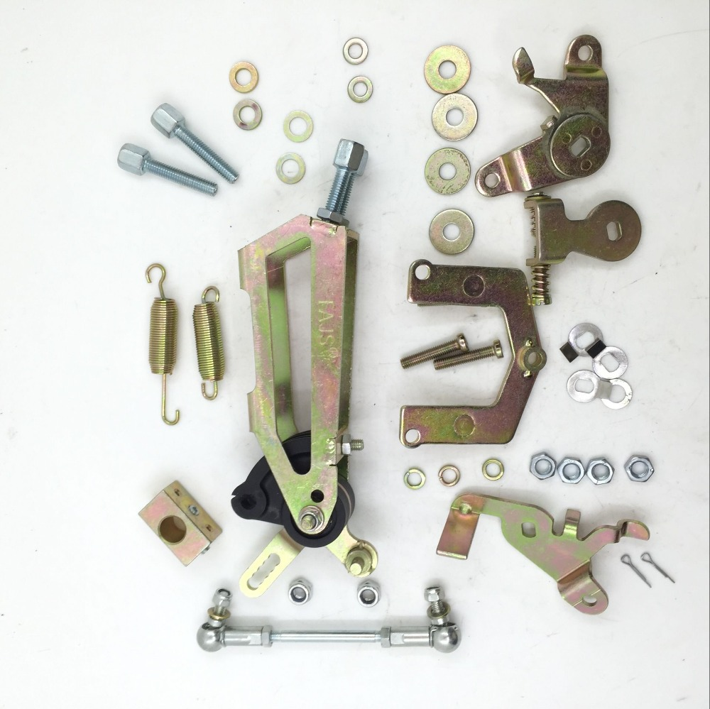 top mounted throttle linkage kit fit for weber dcoe dellortor carburettor twin carbs 38s 40s 45 48s 50 55 dcoe twin cable in air intakes from automobiles  [ 1000 x 999 Pixel ]