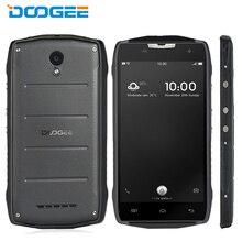Original Doogee T5S 4G A Prueba de agua Teléfono Móvil RAM 2 GB ROM 16 GB MTK6735 Quad Core 5 pulgadas 13MP 4500 mAh Android 6.0 Smartphone