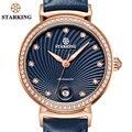 STARKING Nieuwste Mode Dame Horloge Voor Vrouw 2017 Auto Datum Luxe Mechanische Horloge Vrouwen Retro Vintage Horloge Klassieke Klok