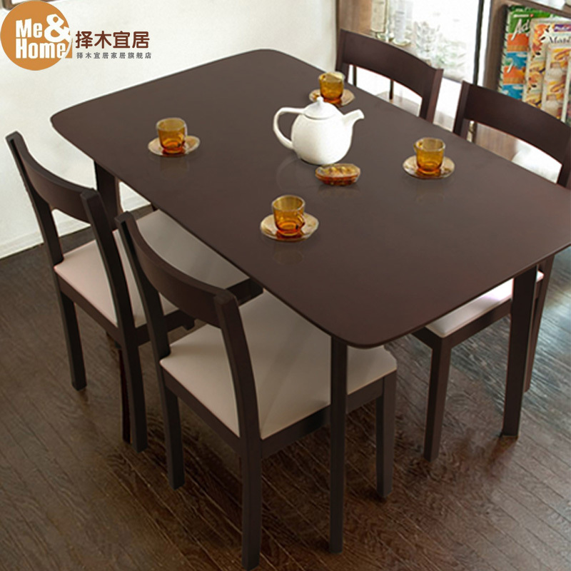 100 wooden folding table in dining folding wood for Table retractable cuisine