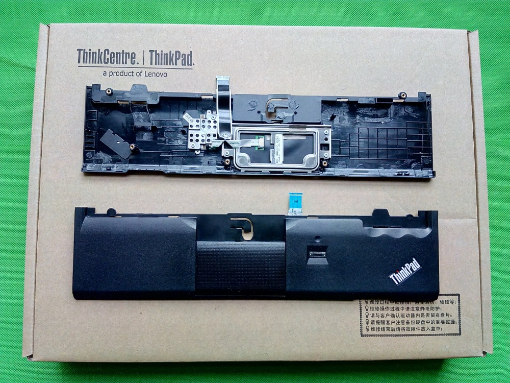 New lenovo Thinkpad lenovo X220 X220i Palmrest cover W/TP FP touchpad fingerprint 04W2182 04W1410