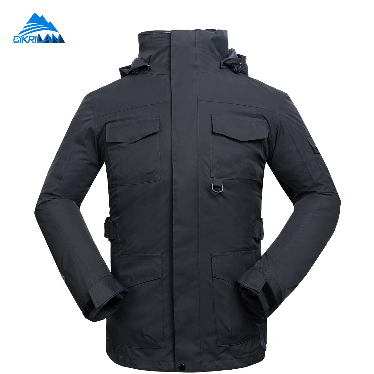High Quality Winter Hiking Snowboard Ski Jacket Men Skiing Trekking Camping Waterproof Windbreaker Outdoor Sports Leisure Coat xim lamps projector bare lamp bulbs 915b403001 for mitsubishi wd 65c8 wd 73c8 wd 60c9 wd 65837 wd 65735
