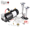 12v Air Compressor with 3 Liter Tank for Air Horn Train Truck RV Pickup 125 PSI Horn KIT
