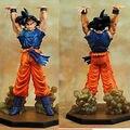 Anime Dragon Ball Z Son Goku ZERAR Genki Dama Bomba Espírito Action Figure Brinquedos DragonBall figura Coleção Toy Toy Kids