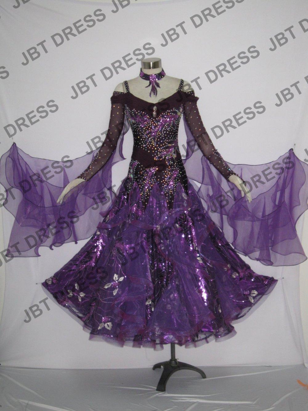 √Alta calidad de las muchachas de baile vestido de danza China - a609