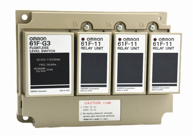 61f G3 Ac 110  220v 50  60hz Omron Relay Electronic