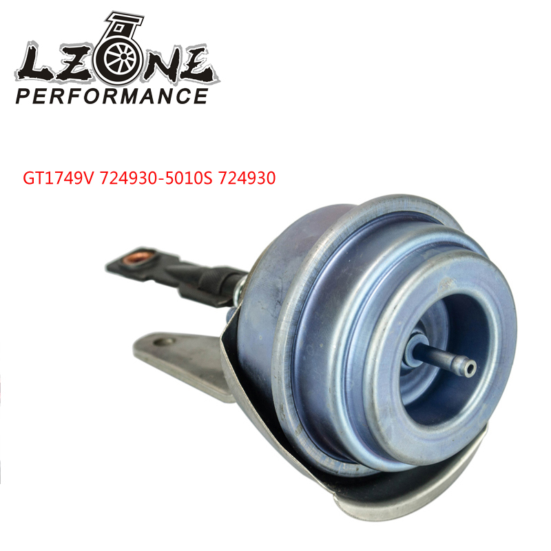 LZONE - Turbo turbocharger wastegate actuator GT1749V 724930-5010S 724930 for AUDI VW Seat Skoda 2.0 TDI 140HP 103KW JR-TWA01LZONE - Turbo turbocharger wastegate actuator GT1749V 724930-5010S 724930 for AUDI VW Seat Skoda 2.0 TDI 140HP 103KW JR-TWA01