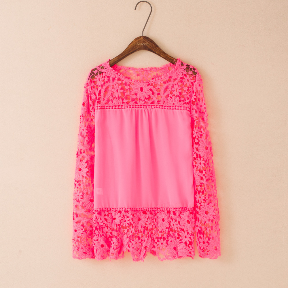 blouse with polka dots Picture - More Detailed Picture about ...