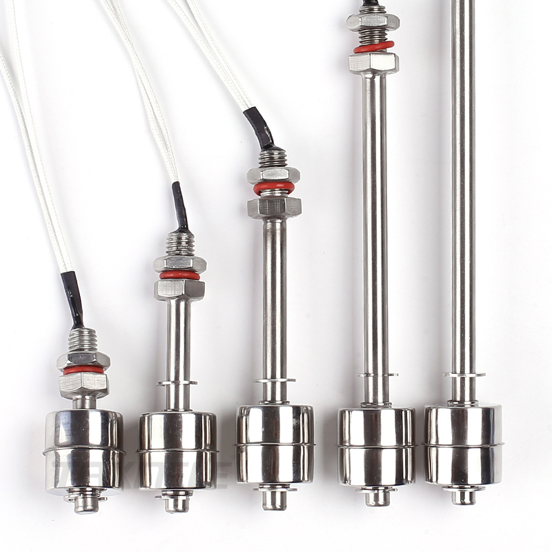 Float Switch High Temperature Resistant 304 Stainless Steel Water Tower Water Level Automatic Level Controller Sensor