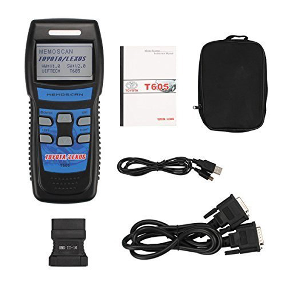 Memoscan T605 Obd2 Code Reader Engine Scanner Airbag Abs Obd2 Reset Tool For Toyota Car Dedicated Diagnostic Scan Tool Reset Tool Code Readerengine Scanner Aliexpress