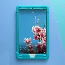 MingShore מוקשח סיליקון רך מקרה עבור Huawei MediaPad M5 8.4 אינץ SHT AL09 SHT W09 לוח עמיד הלם כיסוי מקרה