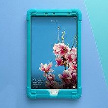 MingShore resistente suave de silicona caso para Huawei MediaPad M5 8,4 pulgadas SHT AL09 SHT W09 Tablet a prueba de golpes caso de la cubierta