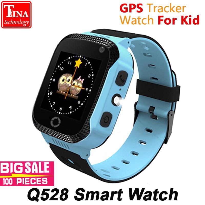 Original Q528 Y21 Touchscreen Kinder GPS Uhr mit Kamera Beleuchtung Smart Uhr Schlafen Monitor GPS SOS Baby Uhr PK dz09