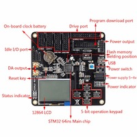 DDS Module Digital Driver MCU Board For AD9854 AD9954 AD9833 AD9834 AD985