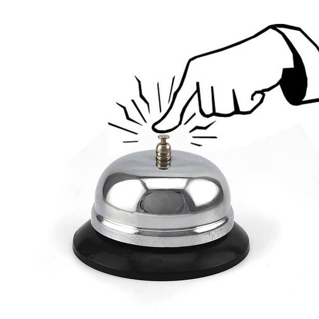 Bell To Ring For Service