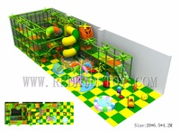Exported to Barcelona Spain Electric Safety Children Playground Indoor CE Certificated 160912e