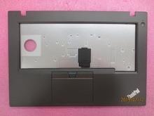 цена на New Original Lenovo Thinkpad L450 Palmrest Keyboard Bezel Cover Upper Case FRU 00HT719 Touchpad w/o FPR
