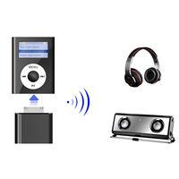 30 Pin Bluetooth Adapter Dongle Transmitter for iPod Mini iPod
