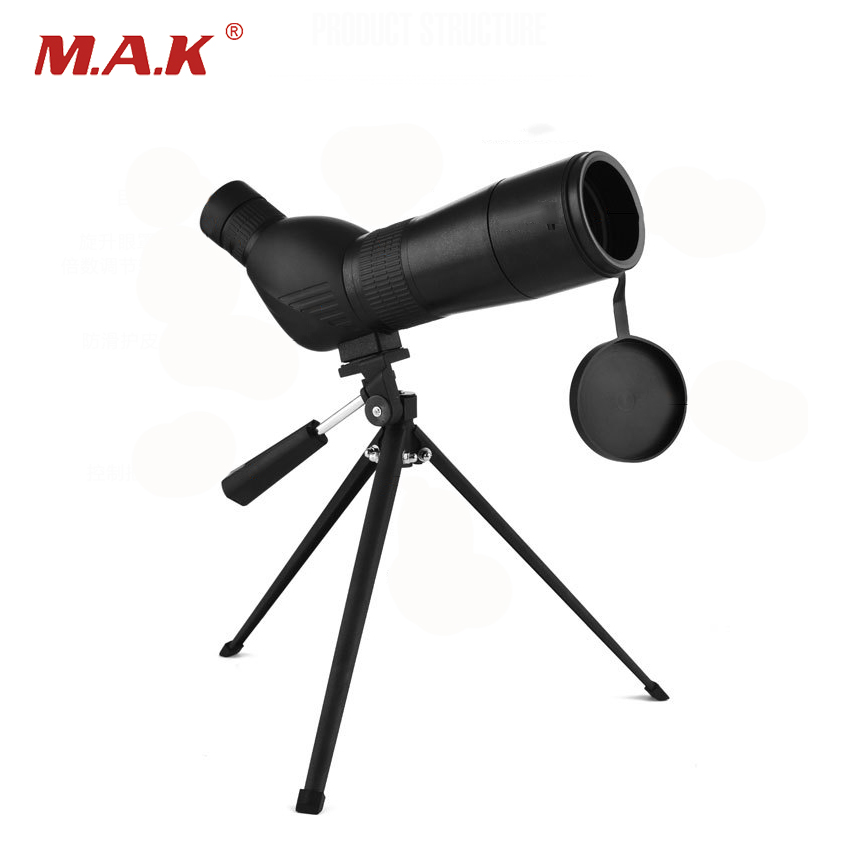 15-45X60 Monocular BAK4 Prism Zoom HD Waterproof Telescope for Birdwatching Outdoor Watching original boshile high power 15 75x25 mini zoom monocular pocket flexible focus zoom telescope for camping dy007