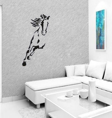 Aliexpresscom  Buy Australia Wild Horse Animals Wall Decals - Vinyl wall decals australia