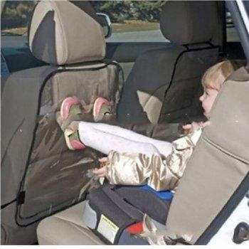 Oxford luksusowy samochód ochraniacz na fotel Auto mata antypoślizgowa dziecko dziecko fotelik dla dziecka pokrywa ochronna dla na siedzenie w samochodzie tanie i dobre opinie CN (pochodzenie) RUBBER black 560*420*10mm