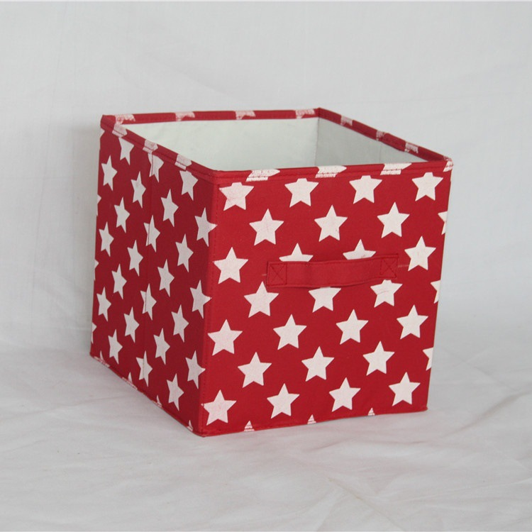 Aliexpress.com : Buy Popular Children Fabric Storage Box ,star Style Storage  Box With Handlesand Easy Folded Two Design For Your Choosing From Reliable  ...