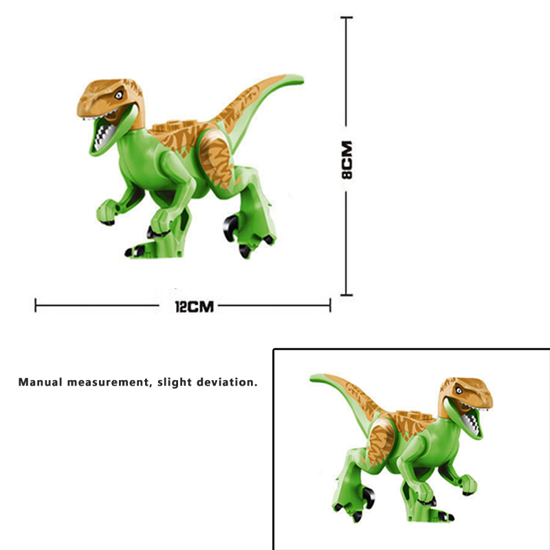 Building block dinosaur toy_19