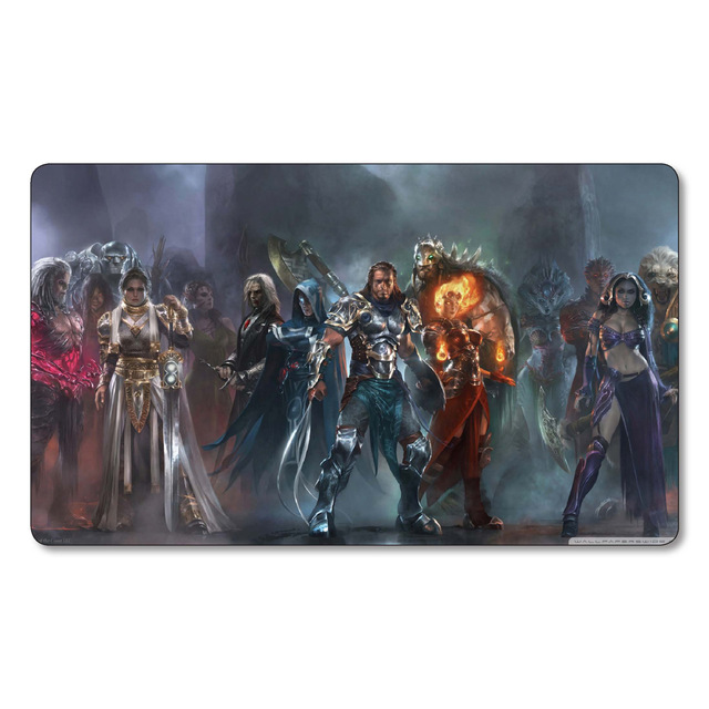 ( All Planswalkers Playmat) Magical board Game the Gathering Playmat, Board Games Sorlin ...