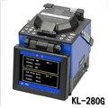 Fusión de fibra óptica de la máquina KL-280G/jilong fusionadora/nueva marca de fibra óptica fusionadora/ftth