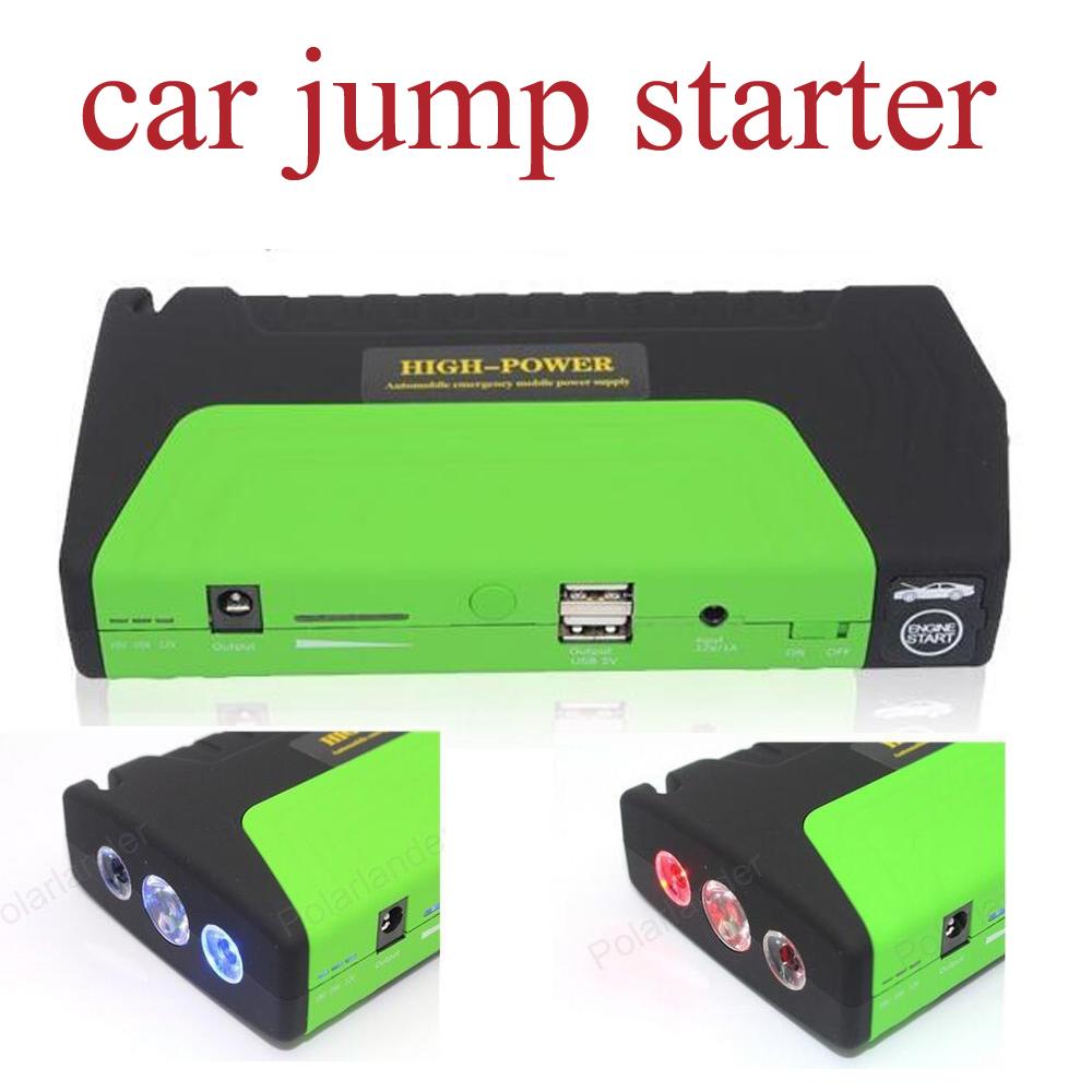 Car booster Car Jump Starter 12V 10000mAh Car Booster Engine Emergency Power Bank Battery Charger high