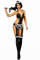 Sex Products Pastel Goth Bodystocking Women Bondage Lingerie Sexy Leather Teddy Latex Bodysuit Erotic Catsuit