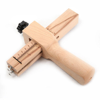 Adjust Wood Craft Strip and Strap Belt Cutter Leather Cutting Tool